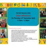 Open Day at Carrick Primary School